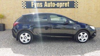 Opel Astra J 1,6